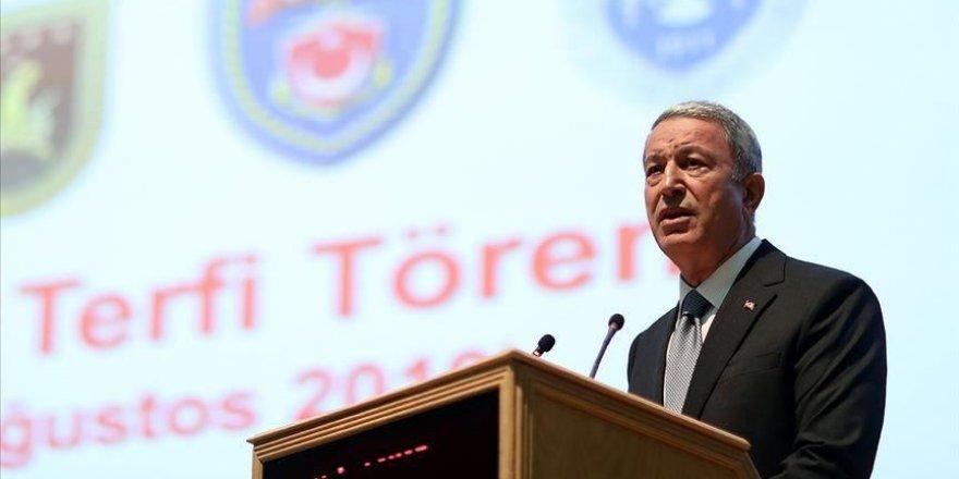 """""""Les forces turques ont neutralisé 676 terroristes depuis le début de 2019, dans le nord de l'Irak"""""""