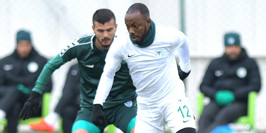 Traore, Sivasspor'a anlaştı