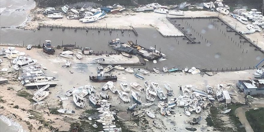 Turkey voices sadness over Hurricane Dorian in Bahamas