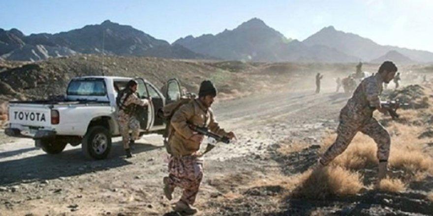 Dünyayı sallayan açıklama: 18 İran askeri öldürüldü