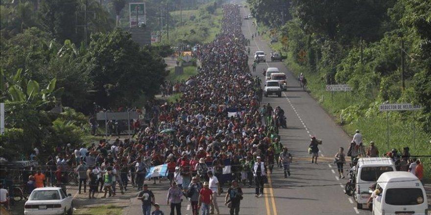 35,000 migrants blocked in Mexico: UN rights chief