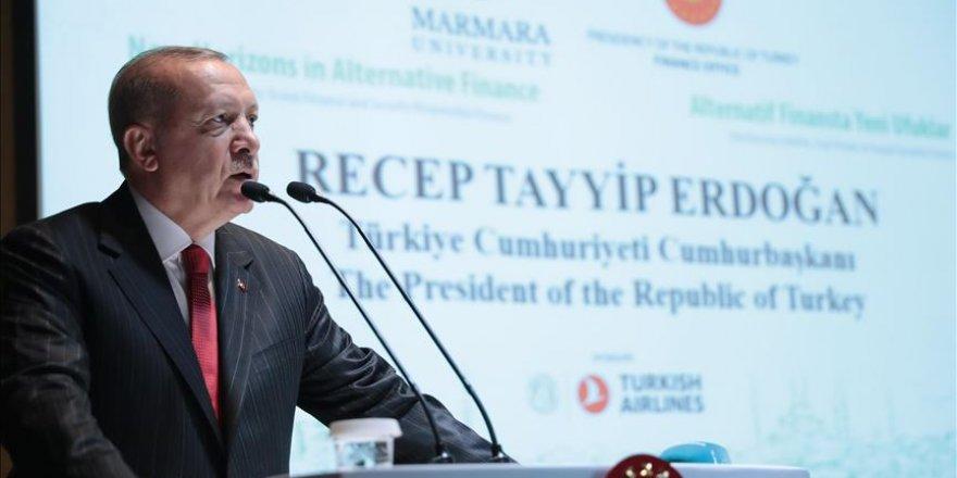 Erdogan veut la mise en œuvre du projet Centre des Finances d'Istanbul en 2022 au plus tard