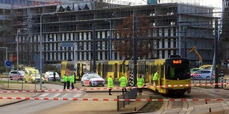 Hollanda'da silahlı saldırı… Çok sayıda yaralı var