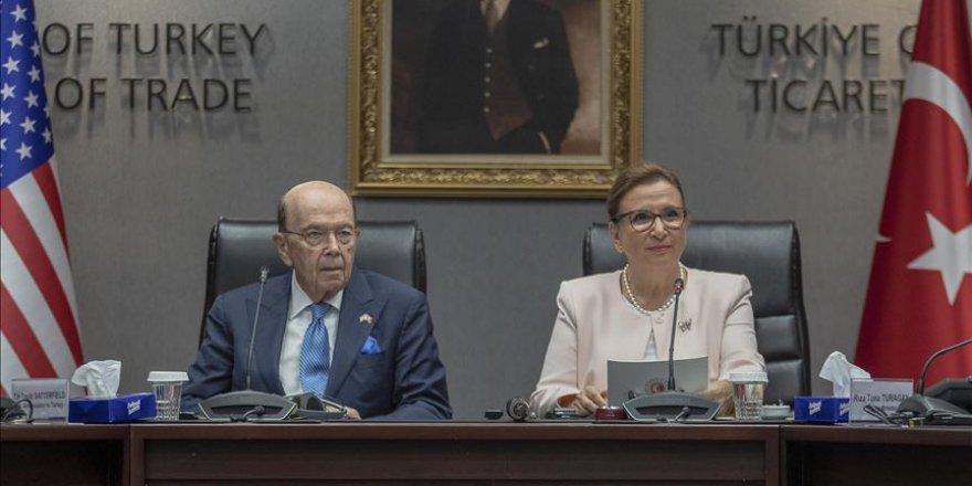 Turkey, US aim to achieve trade target in balanced way