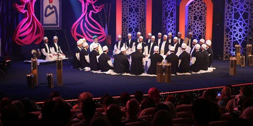 16. Uluslararası Konya Mistik Müzik Festivali başlıyor