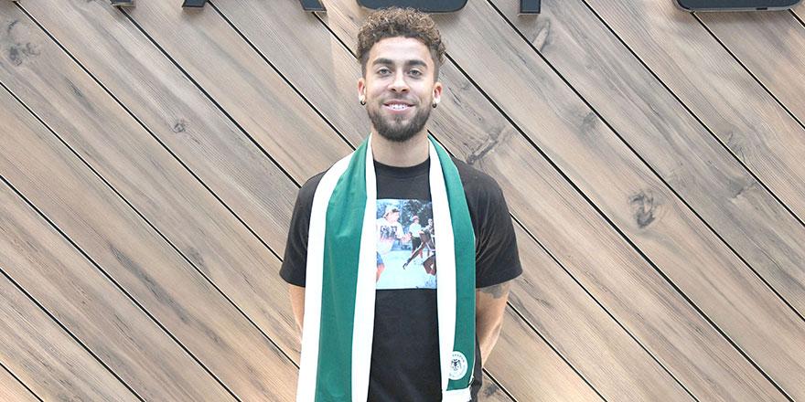 """Konyasporlu Mitchell Wilbekin: """"Etliekmek çok güzel"""""""