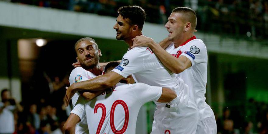 İşte Türkiye'nin fikstürü ve puan durumu! Fransa maçı ne zaman?