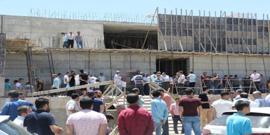 HDP'lilerin kaçak yapıya dönüştürdüğü 5 cami inşaat alanında değişiklik