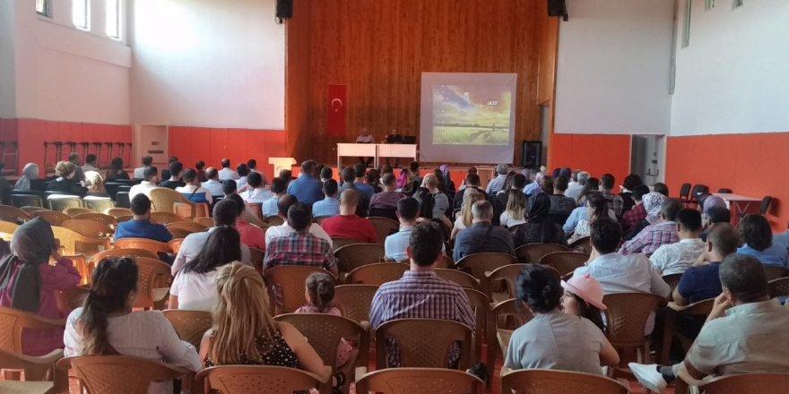 Kulu'da öğretmen ve idarecilere 15 Temmuz konulu seminer