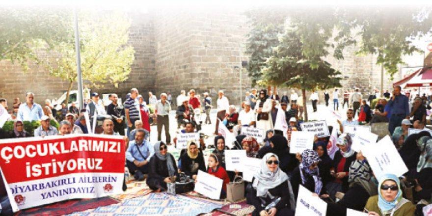 Kayserili annelerden Diyarbakır'a destek!