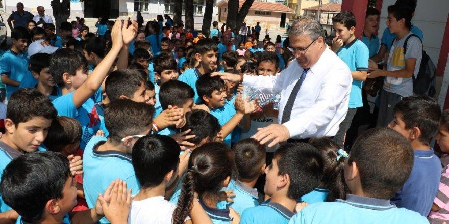 Başkan Çerçi öğrencilerle buluştu