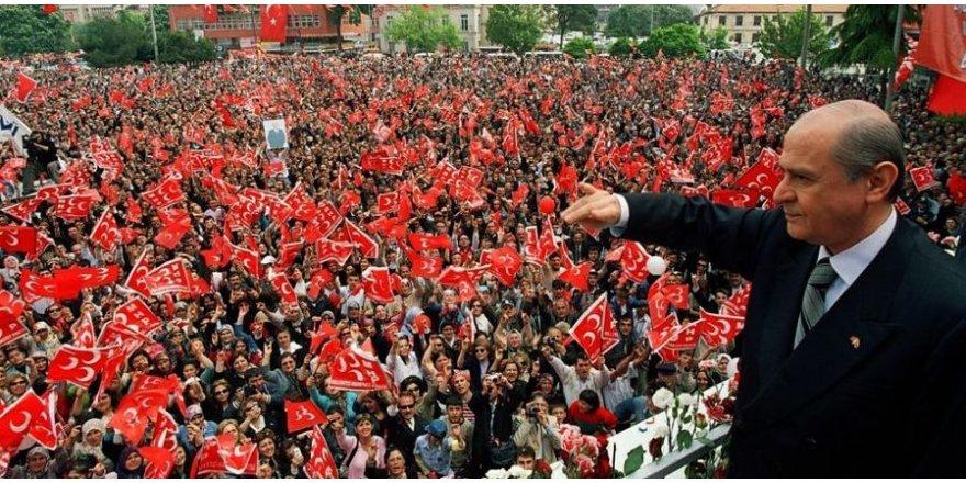 MHP Genel Başkanı Bahçeli, teşekkür ziyareti için Bayburt ve Erzincan'a gelecek