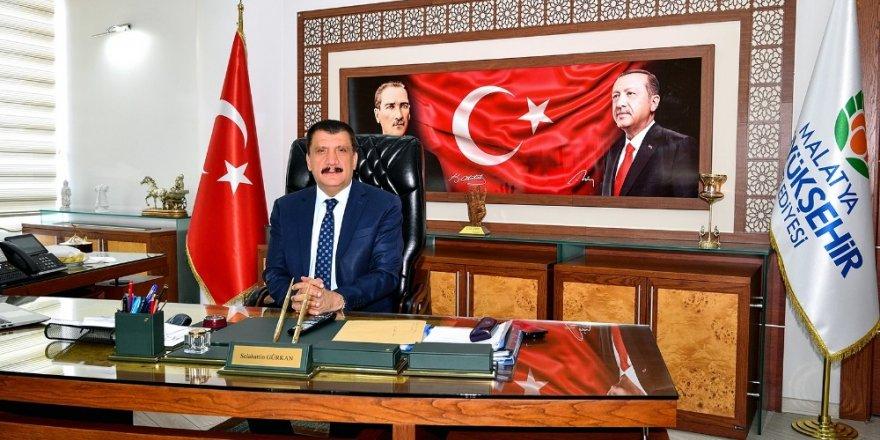 Başkan Gürkan Külliyedeki buluşmayı değerlendirdi