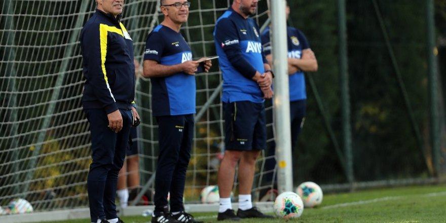Fenerbahçe, Alanyaspor maçı hazırlıklarını sürdürdü