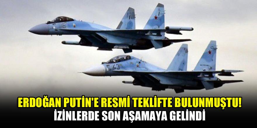 Erdoğan Putin'e resmi teklifte bulunmuştu! İzinlerde son aşamaya gelindi