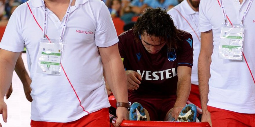 Trabzonspor zorlu döneme sıkıntılı giriyor