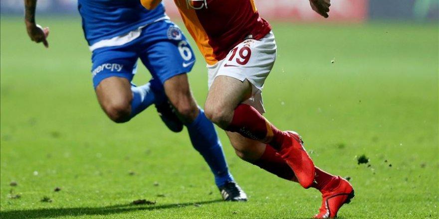 Galatasaray ile Kasımpaşa 31. randevuda