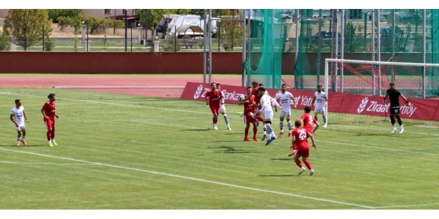 Ziraat Türkiye Kupası: Erzincanspor - Muş Menderesspor: 3- 1