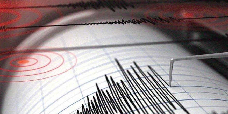 Çankırı'da akşam saatlerinde de peş peşe depremler