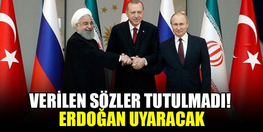 Verilen sözler tutulmadı! Erdoğan uyaracak
