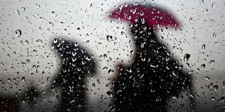 Meteoroloji'den 13 il için yağış uyarısı