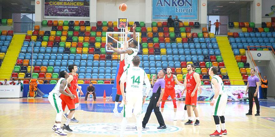 Konyaspor Basket'e Lig şansı