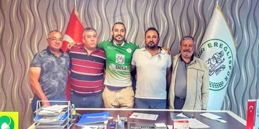 İsmail Odabaşı, Konya Ereğlispor'da
