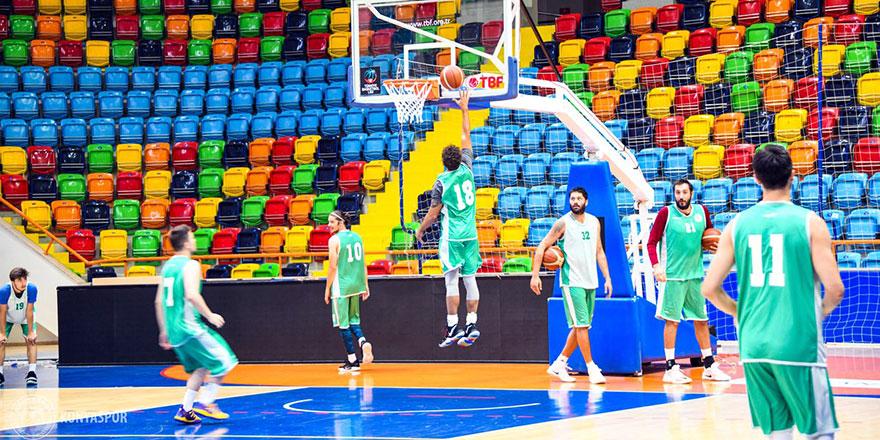 Konyaspor Basket Angels's Park Turnuvasında