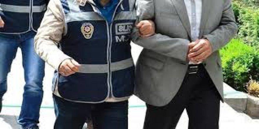 Sivas'ta eski polise FETÖ gözaltısı