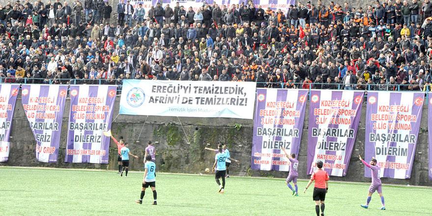Ereğlispor, taraftarı Sarayönü'ne gidecek