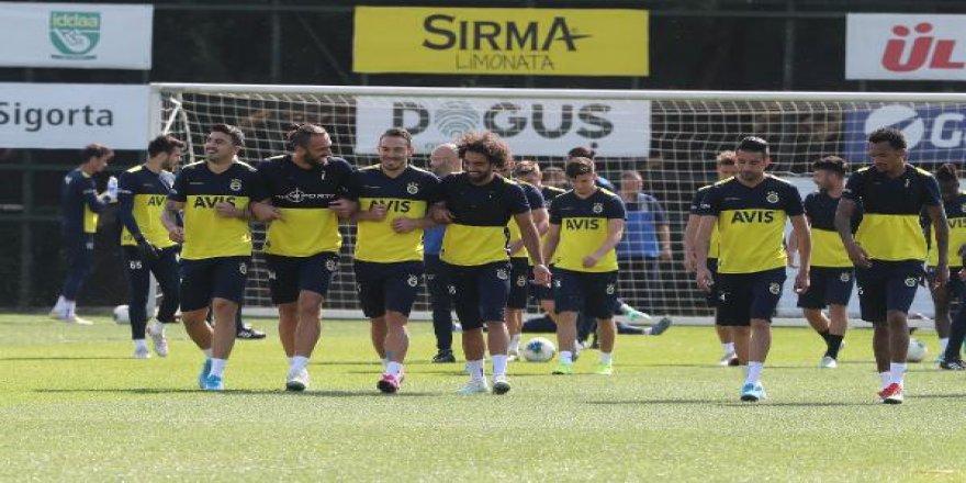 Fenerbahçe, Ankaragücü maçı hazırlıklarına devam etti