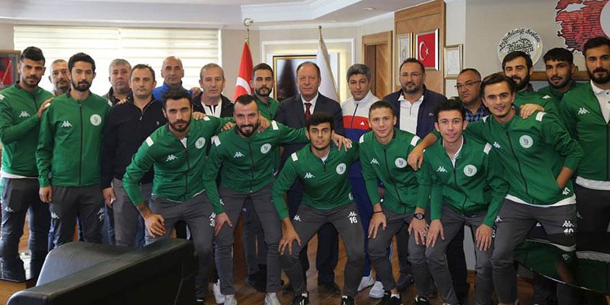 Ereğlispor teknik direktöründen çağrı