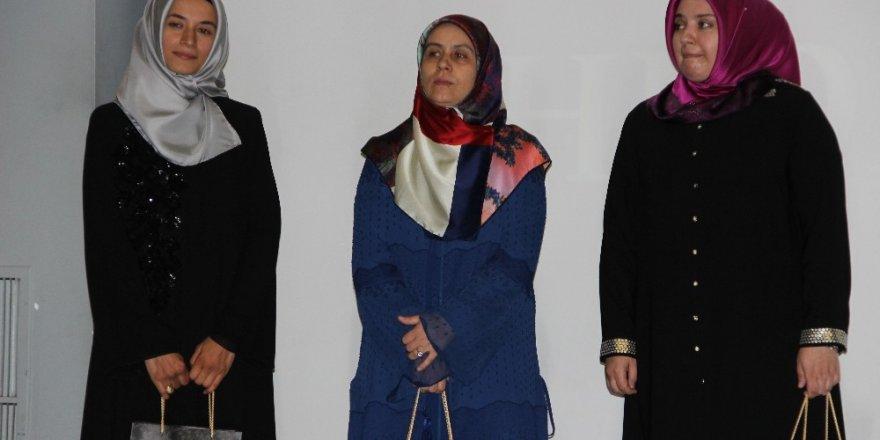 Kur'an-ı en güzel okuyan kadın din görevlisi İstanbul'dan