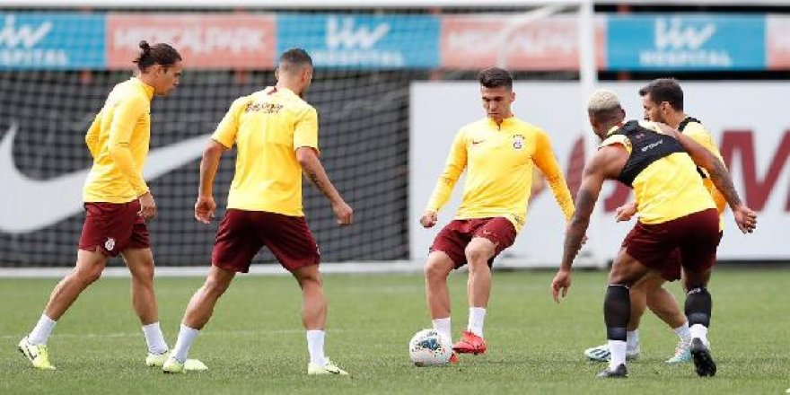 Galatasaray'ın Yeni Malatyaspor kamp kadrosu açıklandı