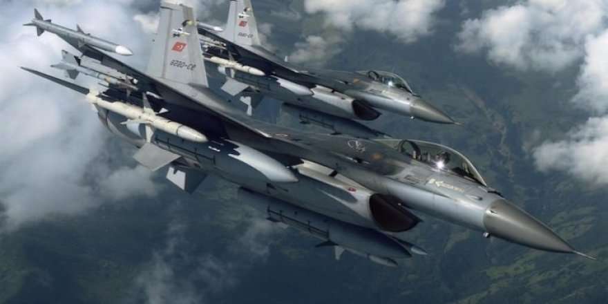 Türk jetleri havalandı: PKK'ya bir darbe daha