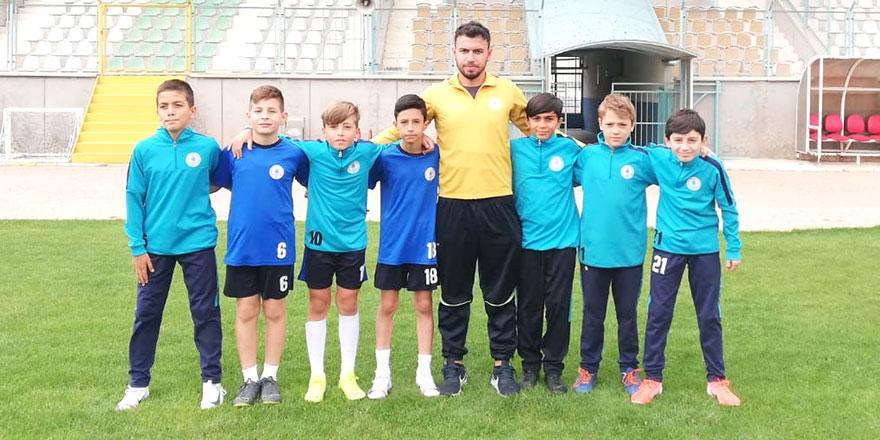 Selçuklu Belesiyespor'dan Konyaspor'a 7 oyuncu