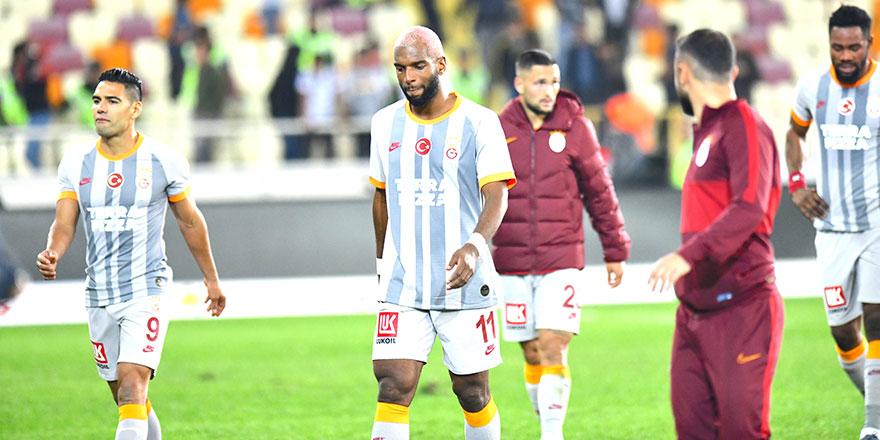 Galatasaray'ın deplasman kabusu