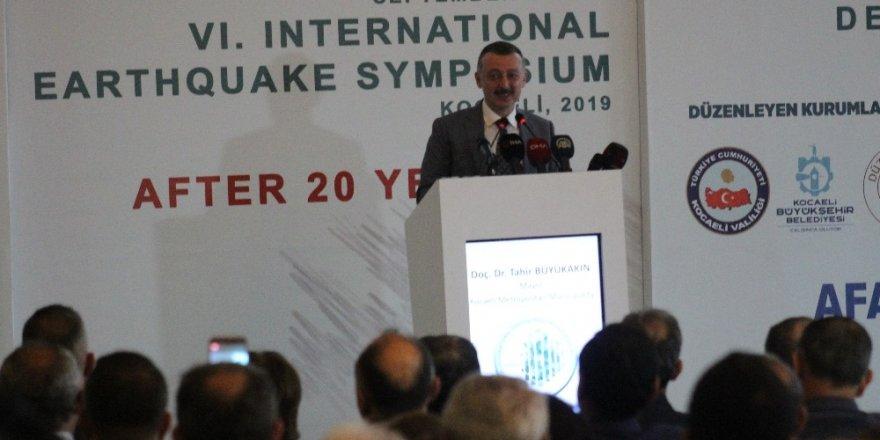 6. Uluslararası Deprem Sempozyumu başladı