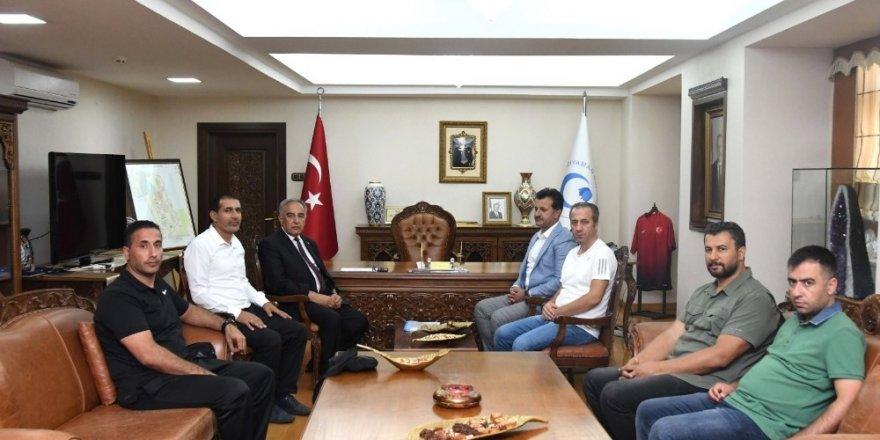 """Adıyaman Üniversitesinden, """"Kaynak Ol"""" projesine destek"""