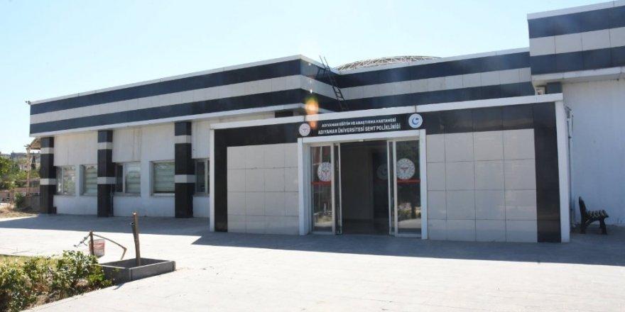 Adıyaman Üniversitesi semt polikliniği hizmete açılıyor