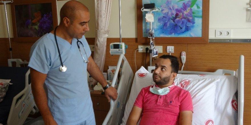 İstanbul'da böbrek bulamadı, sağlığına Çanakkale'de kavuştu