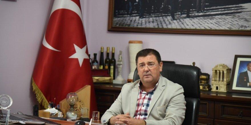 """Başkan Tokat: """"Ben bu görevi kabul etmiyorum"""""""