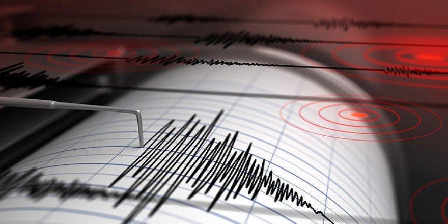 Marmara'da bir korkutan deprem daha!