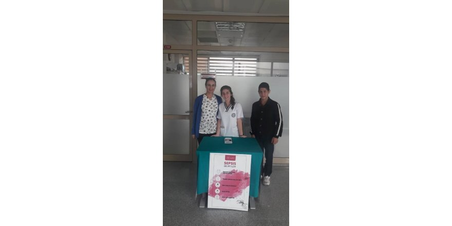 Şuhut Devlet Hastanesi'nden 'Dünya Sepsis Günü' etkinliği