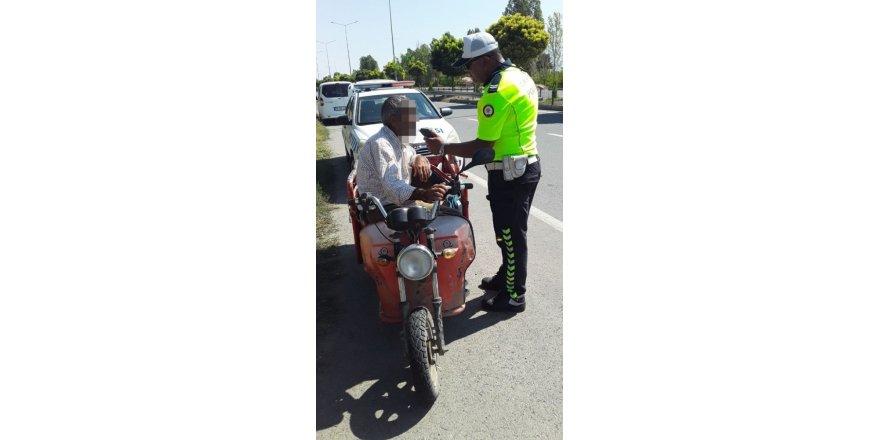 Iğdır'da alkollü sürücü ölüme davetiye çıkardı