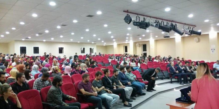 """TODİF'ten """"Kültür ve Edebiyatın Penceresinden Toplumsal Değerler"""" paneli"""