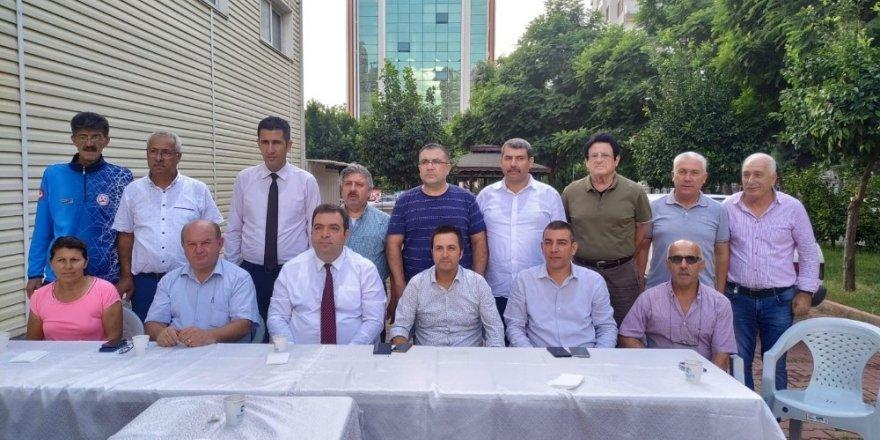Adana'da amatör liglere açılış töreni