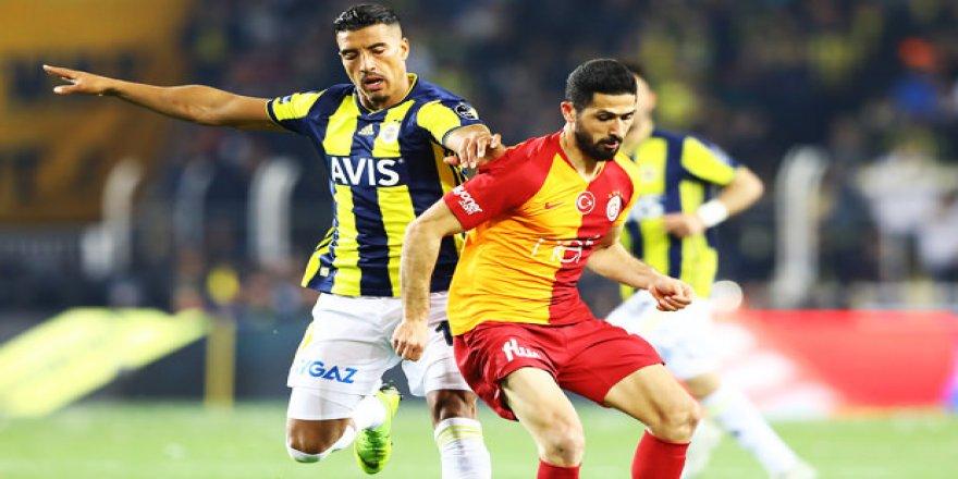 Galatasaray 5 yıldır F.Bahçe'yi yenemiyor