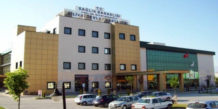 Silivri Devlet Hastanesi boşaltıldı
