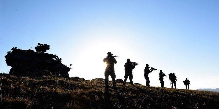 Turkey launches anti-terror operation in country's NE